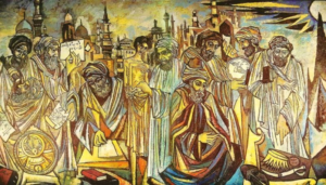 Cultural Richness in Pakistani Paintings