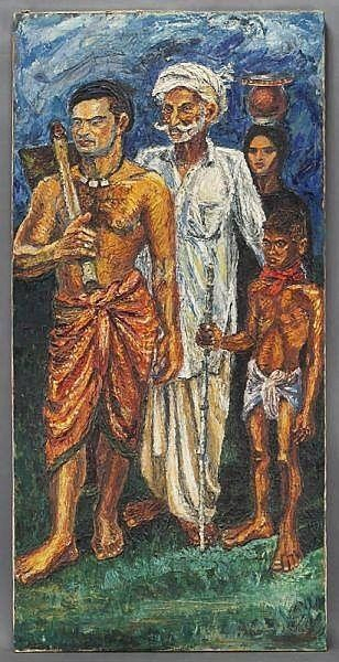 Pakistani Painting